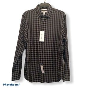 Men's Calibrate Button Down Shirt NWT